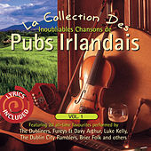 La Collection des Inoubliables Chansons de Pubs Irlandais, Vol. 1 by Various Artists
