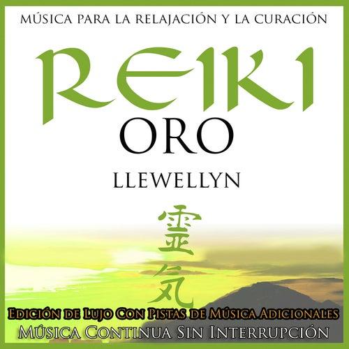 Reiki Oro: Edición de Lujo Con Pistas de Música Adicionales by Llewellyn