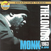 1963 in Japan by Thelonious Monk