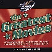 The Greatest Movies by The Countdown Singers