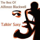 Talkin' saxy - The Best of Alfonzo Blackwell by Alfonzo Blackwell