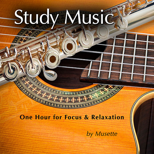 Play & Download Study Music (Classical Guitar & Flute at the Beach) by Musette | Napster