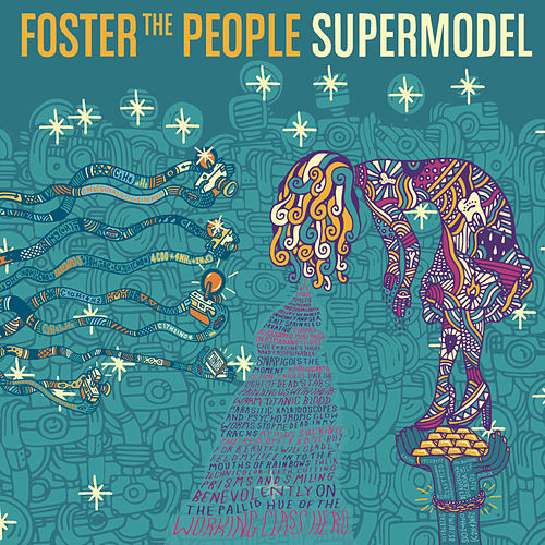 Play & Download Supermodel by Foster The People | Napster