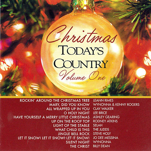 Today's Country Christmas by Various Artists
