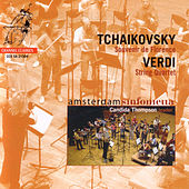 Tchaikovsky / Verdi: Souvenir de Florence / String Quartet by Amsterdam Sinfonietta