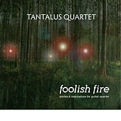 Foolish Fire: Stories & Inspirations for Guitar Quartet by Tantalus Quartet
