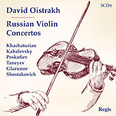 Play & Download Russian Violin Concertos by David Oistrakh | Napster