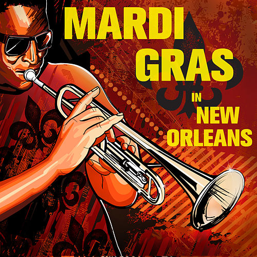 Mardi Gras in New Orleans: Second Line in the Treme on Fat Tuesday with Professor Longhair, Allen Toussaint, Brass Bands, Sugar Boy Crawford & More by Various Artists