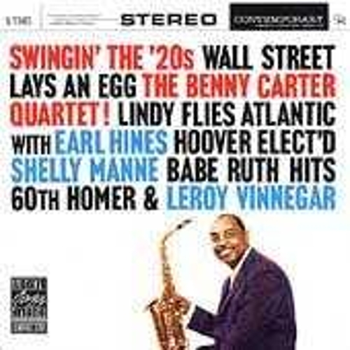 Play & Download Swingin' The 20's by Benny Carter | Napster
