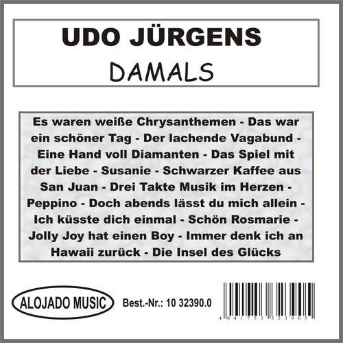 Damals by Udo Jürgens