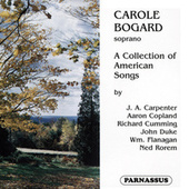 A Collection of American Songs by Carole Bogard