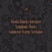 Play & Download Rimsky-Korsakov: Symphonic Works by Various Artists | Napster