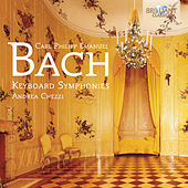 Play & Download C.P.E. Bach: Keyboard Symphonies by Andrea Chezzi | Napster
