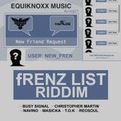 Frenz List Riddim by Various Artists