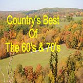 Play & Download Country's Best of the 60's & 70's by Various Artists | Napster