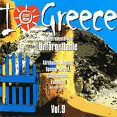 Play & Download I Love Greece Vol.9 - Unforgettable by Bouzouki Kings | Napster
