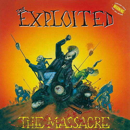 Play & Download The Massacre (Special Edition) by The Exploited | Napster