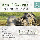 Play & Download Campra - Requiem & Miserere by Gilles Ragon | Napster