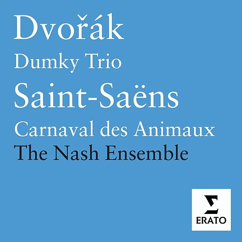 Dvorák/Saint-Saëns: Chamber Works by The Nash Ensemble