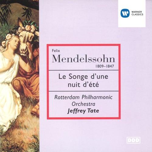 Britten: Nocturne. Mendelssohn: A Midsummer Night's Dream by Various Artists