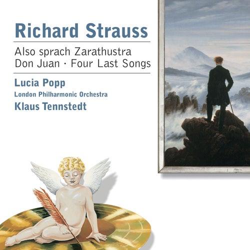 Strauss: Also sprach Zarathustra/Don Juan/4 Last Songs etc by Klaus Tennstedt