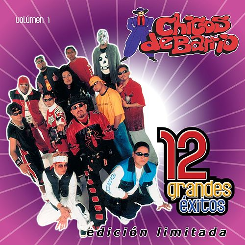 12 Grandes Exitos  Vol. 1 by Chicos De Barrio