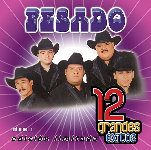 Play & Download 12 Grandes exitos  Vol. 1 by Pesado | Napster