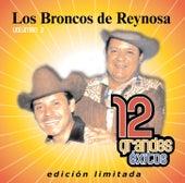 12 Grandes exitos Vol. 2 by Los Broncos De Reynosa