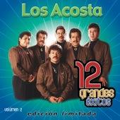 12 Grandes exitos Vol. 2 by Los Acosta