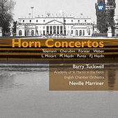 Barry Tuckwell: Horn Concertos by Barry Tuckwell