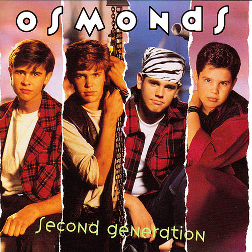 Play & Download Second Generation by The Osmonds | Napster