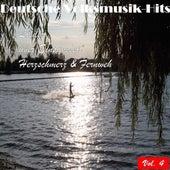 Deutsche Volksmusik Hits - Lieder über Einsamkeit, Herzschmerz & Fernweh, Vol. 4 by Various Artists