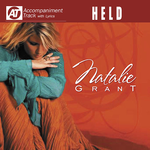 Play & Download Held (Accompaniment Track) by Natalie Grant | Napster