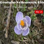 Deutsche Volksmusik Hits - Glück: Das Leben ist schön, Vol. 5 by Various Artists