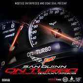 Play & Download On Turbo (feat. Galaxy Atoms) by San Quinn | Napster