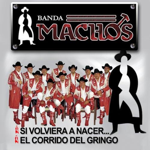 Si Volviera A Nacer...El Corrido Del Gringo von Banda Machos