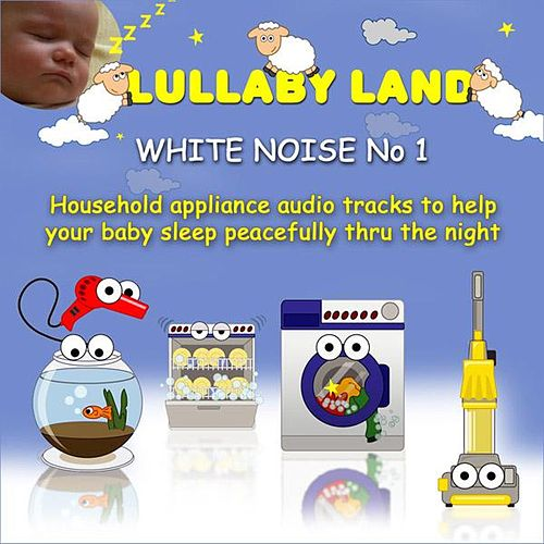Play & Download White Noise 01 by Lullaby Land | Napster