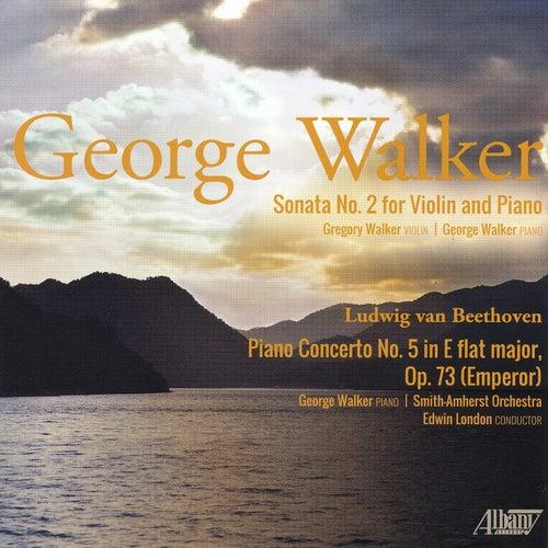 George Walker: Composer and Performer by George Walker
