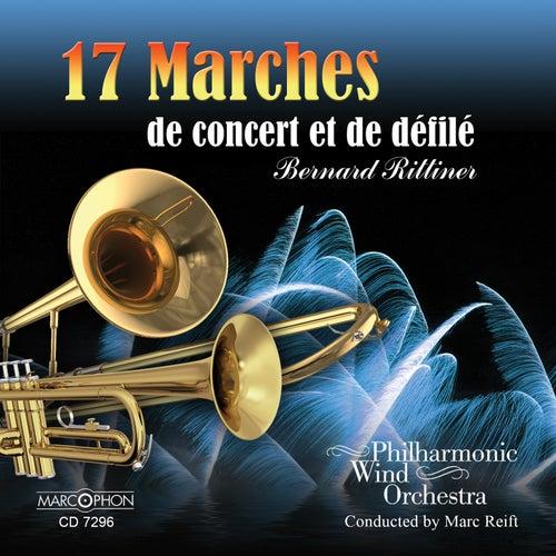 Play & Download 17 Marches De Concert Et De Défilé by Marc Reift | Napster