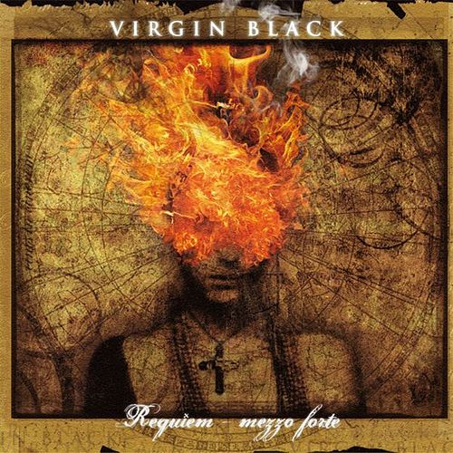 Play & Download Requiem - mezzo forte by Virgin Black | Napster