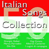 Play & Download 50 Italian Songs Collection, Vol. 1 by Various Artists | Napster