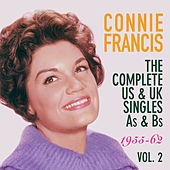The Complete Us & Uk Singles As & BS 1955-62, Vol. 2 by Connie Francis