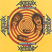 Play & Download State Of Euphoria by Anthrax | Napster