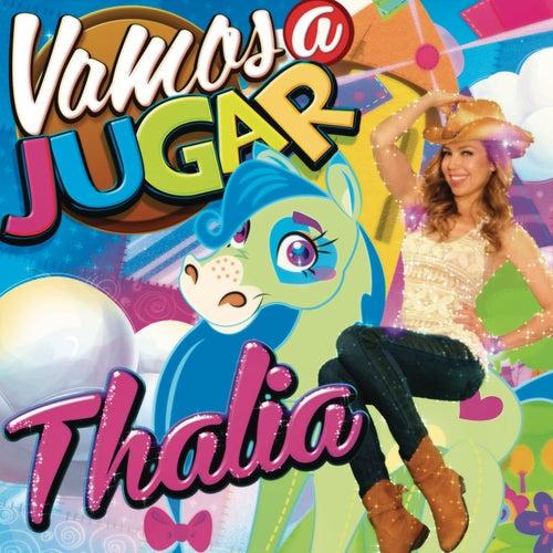 Play & Download Vamos a Jugar by Thalía | Napster