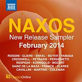 Play & Download Naxos February 2014 New Release Sampler by Various Artists | Napster