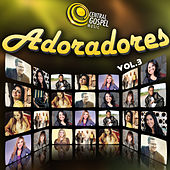 Play & Download Adoradores Vol.3 by Various Artists | Napster