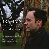 McCawley: 25 Variations and Fugue on a Theme by Handel - 16 Waltzes - 6 Piano Pieces by Leon McCawley