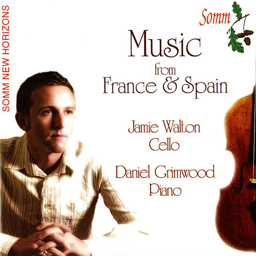 Play & Download Music from France & Spain by Jamie Walton | Napster