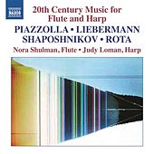 Play & Download 20th Century Music for Flute & Harp by Nora Shulman | Napster
