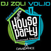 Play & Download House Party, Vol. 10 (Unmixed Tracks) by Various Artists | Napster